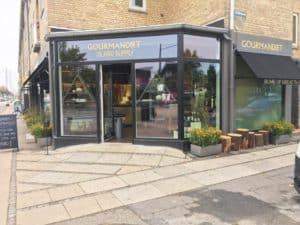 Gourmandiet er åbnet på Kongelundsvej