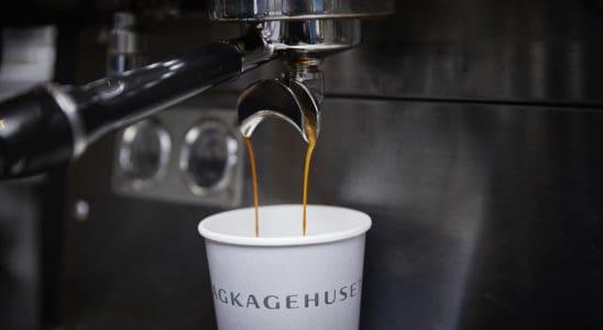 Lagkagehuset kaffe